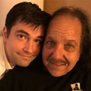 Brandon Halsey and Ron Jeremy